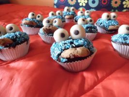 Muffin army by TinTin1297