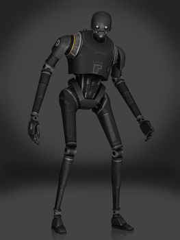 K-2SO by Sticklove