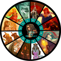 2014 Art Summary by ArtByEdyn