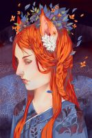 Autumn leaves by juuhanna