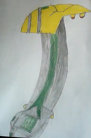 Outer layer of Aeons mechanical arm by Jack-the-hedgehog15