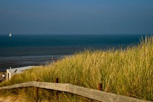 Sailboat and Dunegrass by fr31g31st