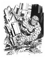 Thing sketch by deankotz