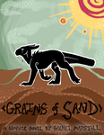 Grains Of Sand -front cover by RAIDEO-MARS