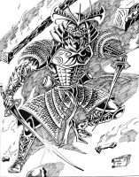 Lord Budo- the Samurai by thinmanink