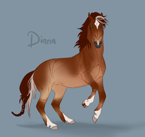 Flash Auction - Diana by abosz007