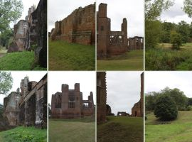 Kenilworth Castle 2 by Tasastock