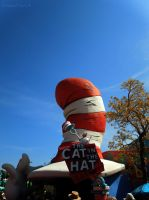 Cat in the Hat by BengalTiger4