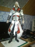 Ezio Auditore da Firenze (Brotherhood) by totya0108