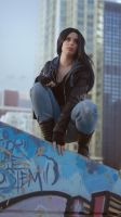 Jessica Jones by ThelemaTherion