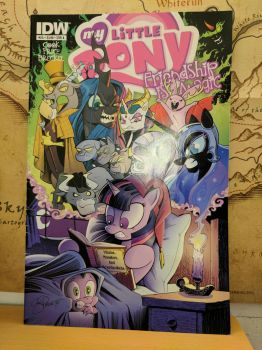 MLP Comic Issue #25 by CatusDruidicus
