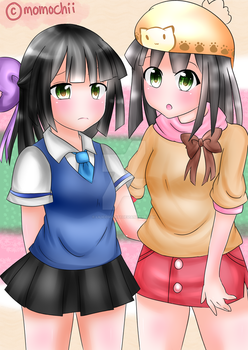Which one do you prefer? by lilicovian03