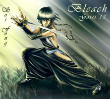 Soi Fong - Bleach by RezOxy