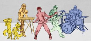 ThunderCats Band by ReaperClamp