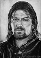 Son of Gondor by Fantaasiatoidab