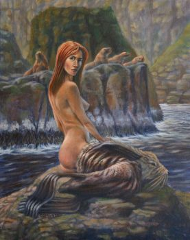 Selkie by Wolverat