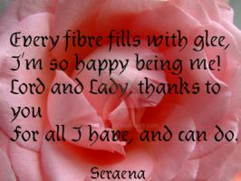 Thanks by Seraena