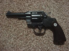 Colt 38 Special by MasonAndAGhast