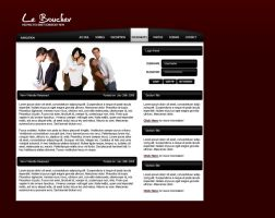Le Bouclier Dating Website by zblowfish