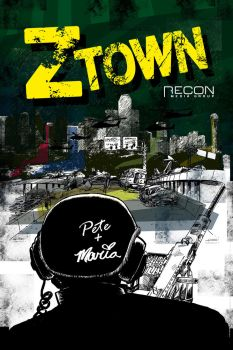 Z-Town Book I cover by wadefollisart