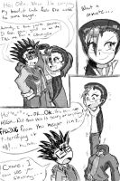 Dullahan height differences MINI COMIC! by MinionKing