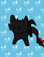 Toothless by Vanendra