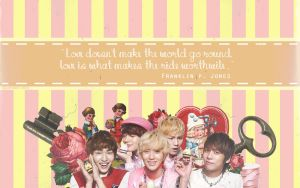 A SHINee Valentine by GraPHriX