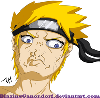 Naruto DISAPPROVES by BlazingGanondorf
