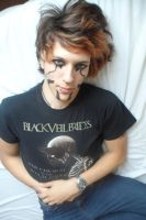 Black Veil Brides Fan by Crimson666Fox