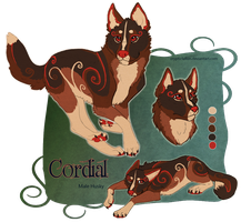 Commission: Cordial by crypticFallon