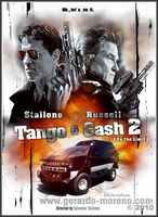 G. Moreno: Tango and Cash 2 by CJZ