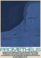 Prometheus Poster by W0op-W0op