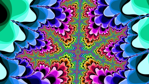 Mandelbrot Wallpaper by Explosiveunderscore