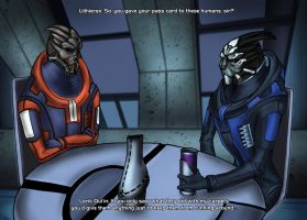 Insurance Doesn't Cover Shepard's Actions by CyberII