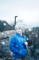Jack Frost - Am I on the naughty list? by ArtylayCosplay