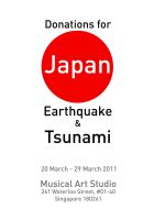 Donations for Japan by anuhesut