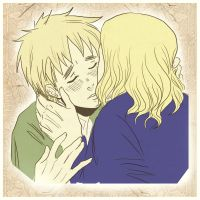 APH: FrUk kiss by analmouse