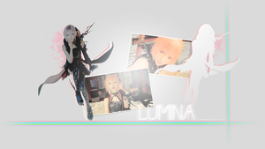 Lumina Wallpaper #1 by NinjaYuffie16