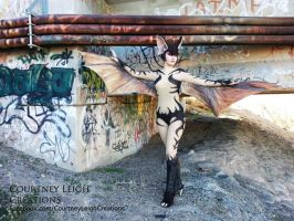 Jenny the Bat 1 by CLeigh-Cosplay