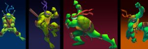 TMNT BTTS: Licensing Edit by E-Mann