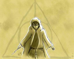 The Deathly Hallows by MatildaDavidson
