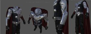 Asgardian Armor For Skyrim 1 by Zerofrust