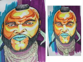 Mr. T by vhenomenon