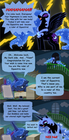 Chapter 5 : The Return Of Nightmare Moon by vavacung