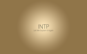 INTP by PurpleToad