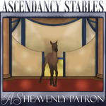 AS Heavenly Patron by AniaJag