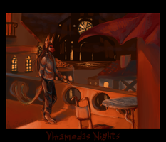 Vhramedas Nights by kittiara