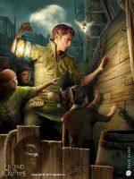 Peter Pan by DavidGaillet