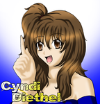 Cyndi Diethel - request by kimikow1