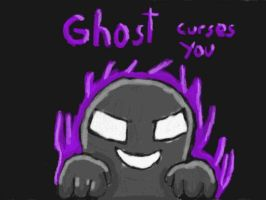 Ghost Curses You by SurgeCraft